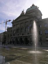 Photo: Capital building in Bern