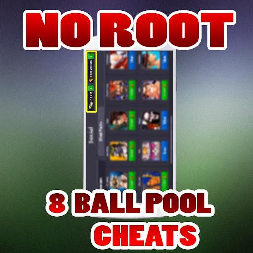 No Root Coins For 8 Ball Pool prank 1.0 screenshots 1