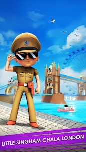 Little Singham – No 1 Runner ‏ 3