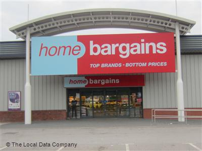 Home Bargains On Merthyr Road Discount Store In Town Centre
