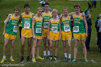 Photo: Varsity Boys 4A Eastern Washington Regional Cross Country Championship  Prints: http://photos.garypaulson.net/p416818298/e4925d766