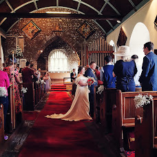 Bryllupsfotograf Anna Khmelnickaya (AnnaHm). Foto fra 28.09.2018