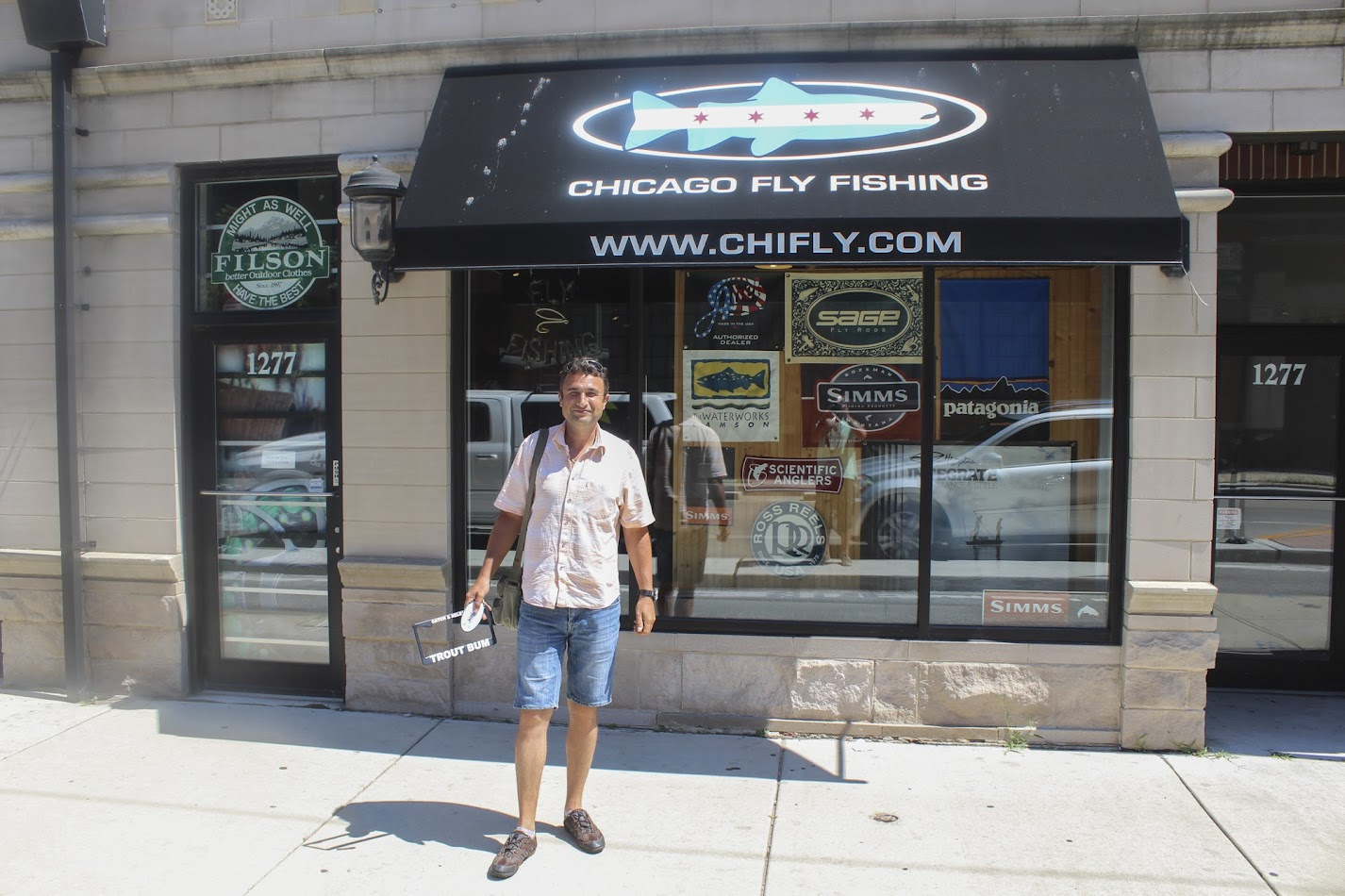 Chicago Fly Fishing Shop