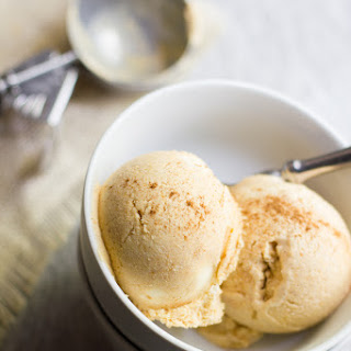 No Churn Pumpkin Ice Cream