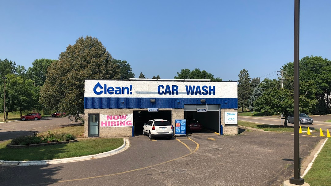 Clean Express Car Wash Car Wash Services In Maplewood Mn