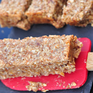 Vegan Medjool Date, Almond and Coconut Health Bars