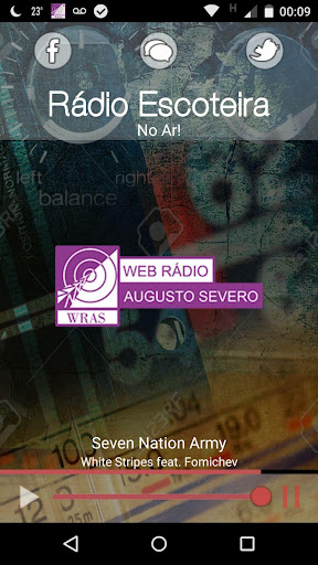 Rádio Escoteira Augusto Severo