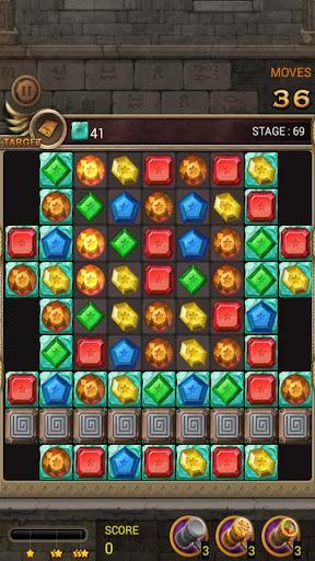 玩免費解謎APP|下載寶石寺院任務 : 寶藏之王 app不用錢|硬是要APP