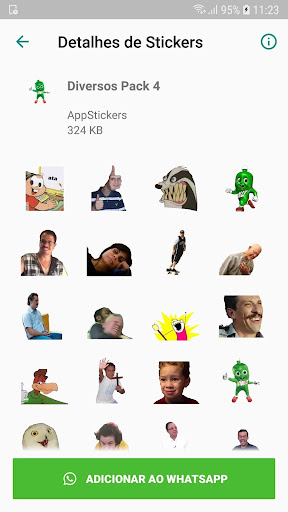 Stickers De Memes Para Whatsapp Wastickerapps For Android Apk Download