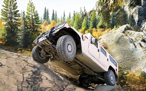 Offroad car driving:4x4 off-road rally legend game apkbreak screenshots 1