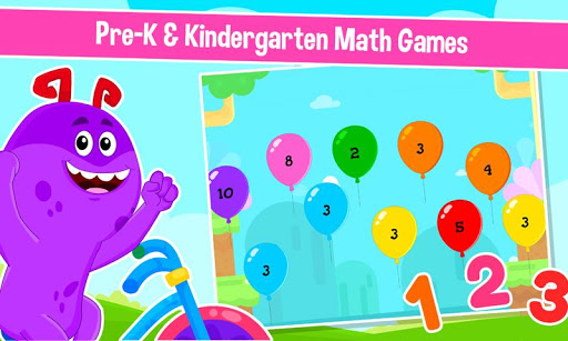 Math Games for Kids - Kids Math modavailable screenshots 2