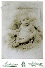 Photo: Joseph B. Shaughnessy as an infant, 1897