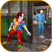 Killer Clown Prison Escape: Jailbreak Simulator
