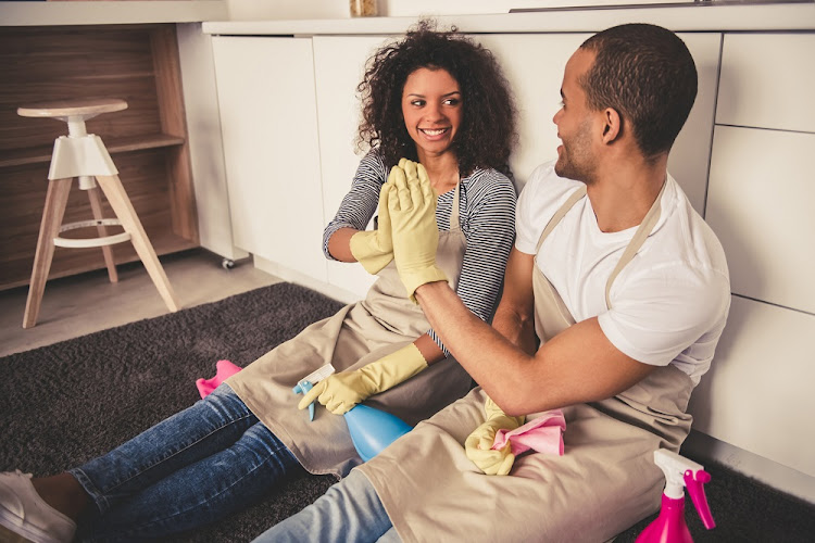 When couples share housework fairly, it results in greater sexual satisfaction for both partners.