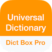 Dict Box Pro - Offline Dictionary