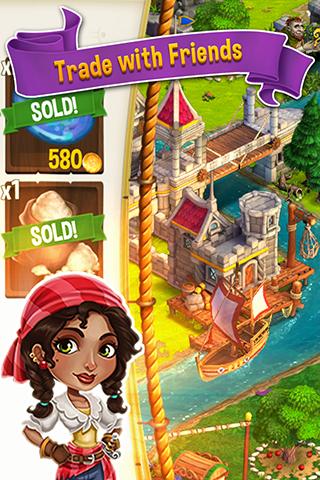 CastleVille Legends screenshot 4