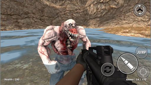 Zombie Evil Kill - Dead Horror FPS modavailable screenshots 5