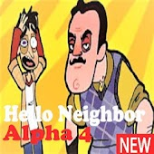 Game Hello Neighbour Alpha 4 Guide
