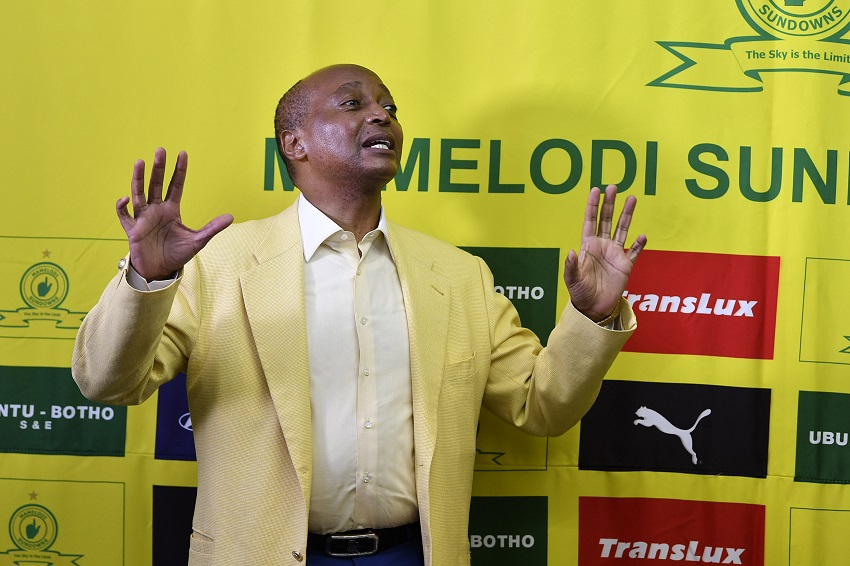 Motsepe: Sundowns �will continue to pay salaries whether there is football or no football� - SowetanLIVE