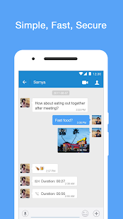 BOTIM - Unblocked Video Call and Voice Call - náhled