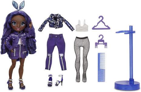 Rainbow High Fashion Doll, Krystal Bailey