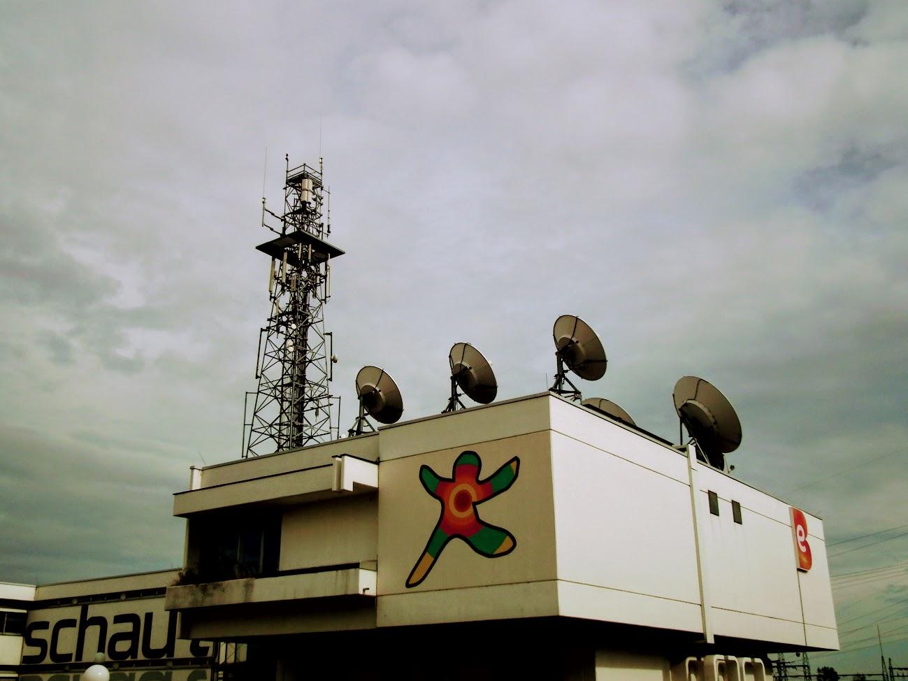 Eisenstadt/Umspannwerk - DVB-T gapfiller
