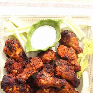 Dry Rub Buffalo Chicken Wings #RecipeMakeover.