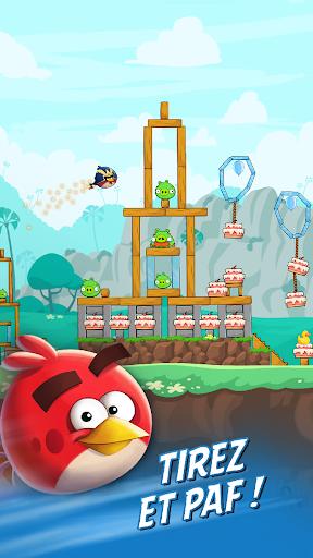 Angry Birds Friends  captures d'écran 1