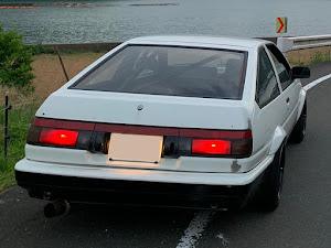 スプリンタートレノ AE86 GT-V のカスタム事例画像 Garage1003さんの2019年06月05日22:07の投稿