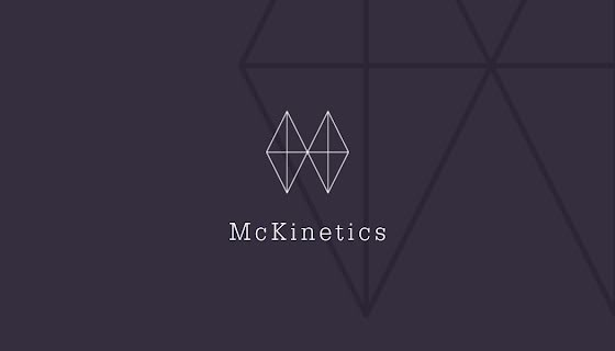 Mckinney President Front - Business Card Template