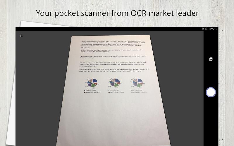 FineScanner Pro - PDF Document Scanner App + OCR Screenshot 5