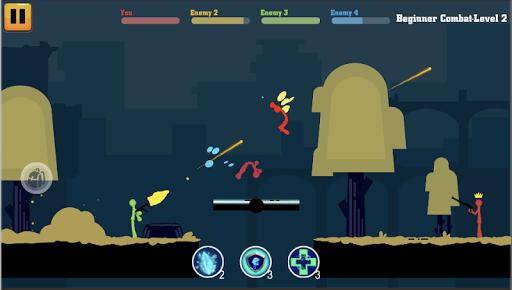 Stick Fight Hero android2mod screenshots 1