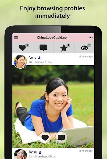 ChinaLoveCupid - Chinese Dating App 3.1.7.2496 Screenshots 6