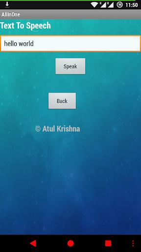 AllInOne 1.2 screenshots 4
