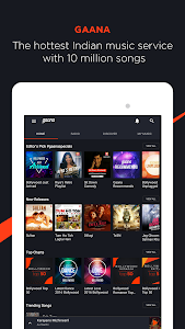 Gaana: Bollywood Music & Radio screenshot 6