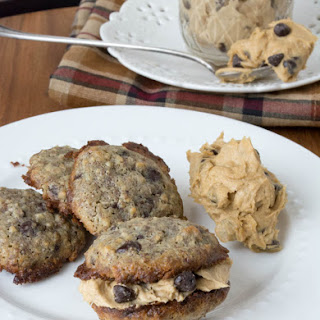Sugar-Free Cookie Dough Dip (Nut Free).