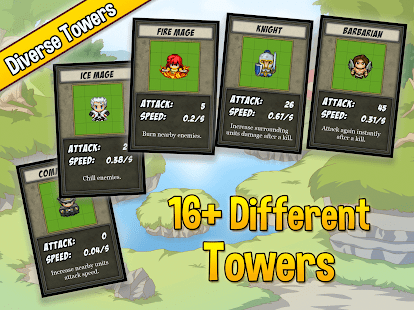 Innotoria Tower Defense- screenshot thumbnail