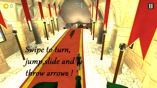 Dungeon Run - Dragon Pursuit