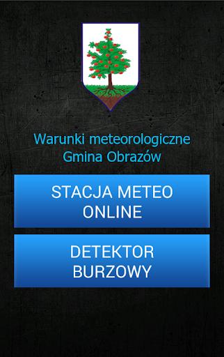 Meteo Obrazów