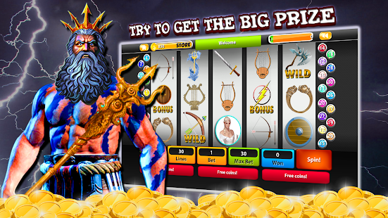Play Spin a Win Arcade Game at Casino.com UK