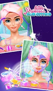 Little Princess Hair Cutting v1.0.0