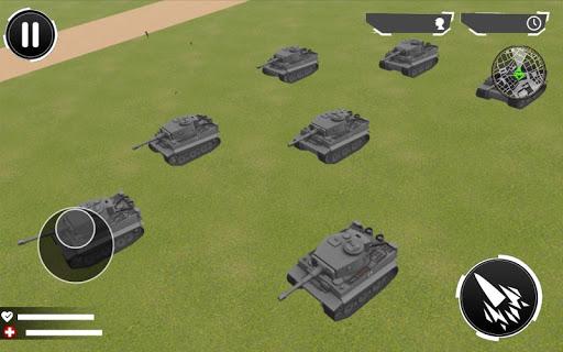 tanks world war 2: rpg survival game screenshot 3