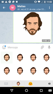 Fernando Alonso Emoji- screenshot thumbnail