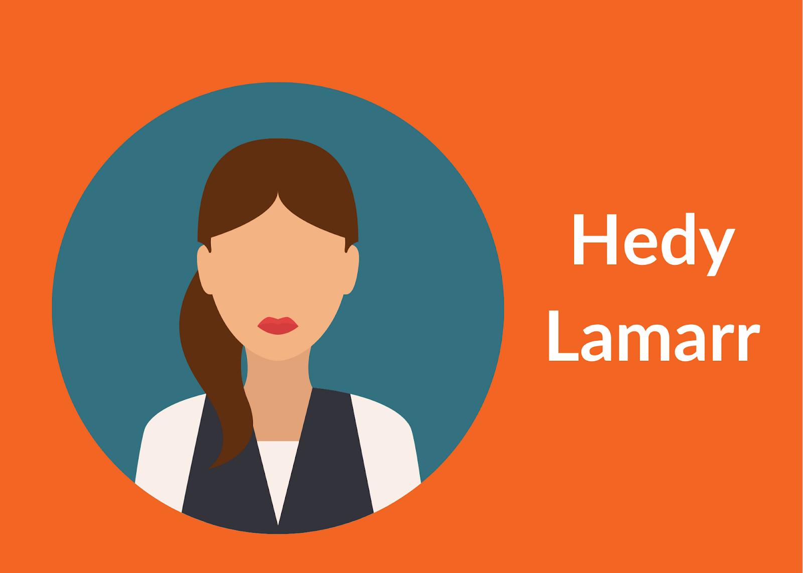 Hedy Lamarr avatar