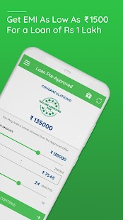 Quick Loan, Instant Loan At Low Interest & Low EMI Screenshot