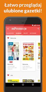 mPromocje – Aktualne gazetki promocyjne i promocje - náhled