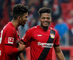 Leon Bailey n'a pas mis longtemps à conquérir la Bundesliga