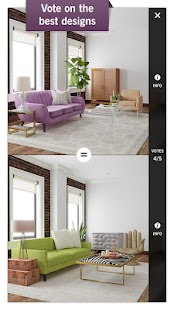 Design Home- miniatura screenshot