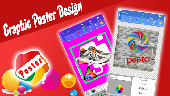Graphic Poster Design - náhled