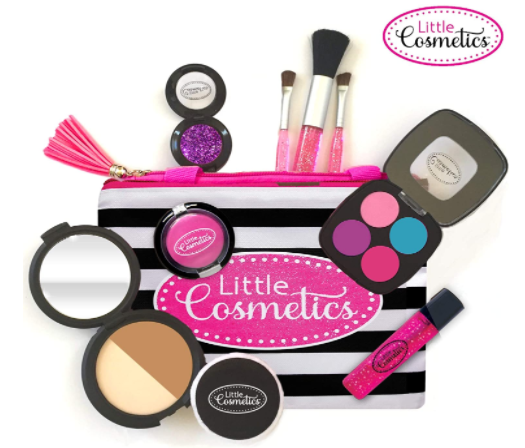 3. Little Cosmetic Pretend Makeup Signature Set
